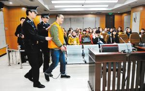 刘某在碑林区人民法院接受审判